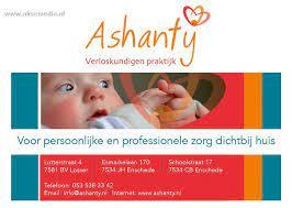 Ashanty verloskundigen